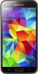 imagine Telefon Mobil Samsung Galaxy S5 G900F 4G Black sm-g900fzkarom