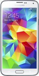Telefon Mobil Samsung Galaxy S5 G900FD 4G Dual SIM White