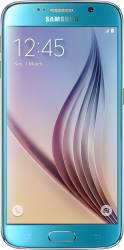 Telefon Mobil Samsung Galaxy S6 G920 128GB Blue Telefoane Mobile