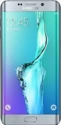 Telefon Mobil Samsung Galaxy S6 Edge Plus G928 32GB Silver Telefoane Mobile