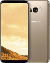 Telefon Mobil Samsung Galaxy S8 G950 64GB Dual Sim 4G Gold Telefoane Mobile