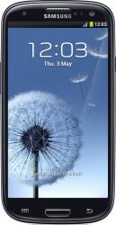 imagine Telefon Mobil Samsung Galaxy SIII I9300 16GB Black. i9300 16gb black_resigilat
