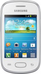 imagine Telefon Mobil Samsung Galaxy Star S5280 White. 75186_resigilat