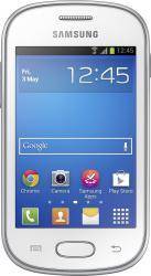 pret preturi Telefon Mobil Samsung Galaxy Trend Lite Duos S7392 White.