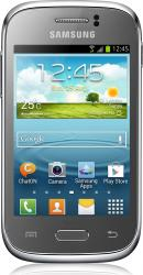 Telefon Mobil Samsung Galaxy Young S6310 Silver