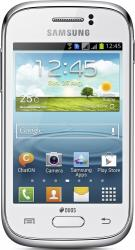 imagine Telefon Mobil Samsung Galaxy Young S6312 Dual SIM White s6312 white