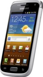 imagine Telefon Mobil Samsung i8150 Galaxy W White. 47333_resigilat