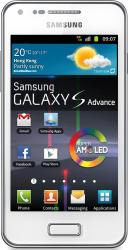 imagine Telefon Mobil Samsung i9070 Galaxy S Advance White. i9070 white_resigilat