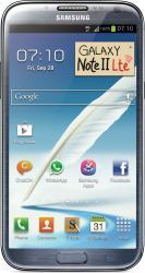 imagine Telefon Mobil Samsung N7105 Galaxy Note II Lte Grey gt-n7105tad