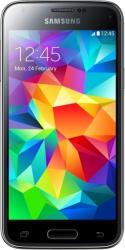 Telefon Mobil Samsung S5 Mini G800F Blue Resigilat
