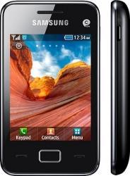 Telefon Mobil Samsung S5222 Star 3 Dual Sim Black