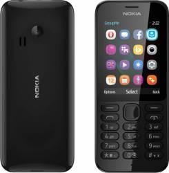 Telefon Mobil Nokia 222 Black Telefoane Mobile