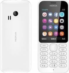 Telefon Mobil Nokia 222 White