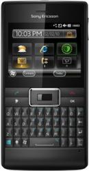 imagine Telefon Mobil Sony Ericsson Aspen Black. 26240_resigilat