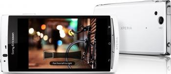 imagine Telefon Mobil Sony Ericsson LT18i Xperia Arc S White. 44813_resigilat