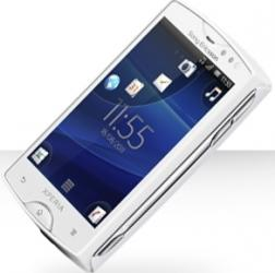imagine Telefon Mobil Sony Ericsson ST15i Xperia Mini White. st15i xperia mini white_resigilat