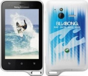 imagine Telefon mobil Sony Ericsson ST17I Xperia Activ Billabong Edition 53053