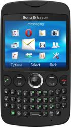 imagine Telefon Mobil Sony Ericsson TXT CK13I Black. 45014_resigilat