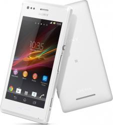 imagine Telefon Mobil Sony Xperia M White 75564