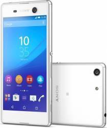 Telefon Mobil Sony Xperia M5 E5603 White Resigilat Telefoane Mobile
