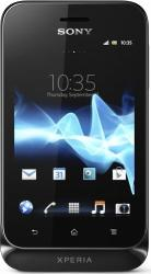 imagine Telefon Mobil Sony Xperia Tipo Dual SIM Black. 58456_resigilat