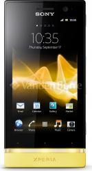 imagine Telefon Mobil Sony Xperia U ST25i White-Yellow sest25whyw