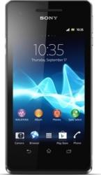 imagine Telefon Mobil Sony Xperia V Black + Dock sylt25bkdk