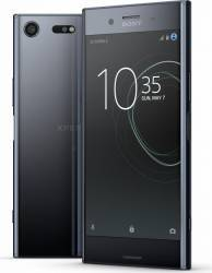 Telefon Mobil Sony Xperia XZ Premium 4G Deepsea Black Telefoane Mobile