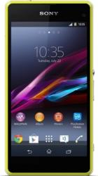 imagine Telefon Mobil Sony Xperia Z1 Compact D5503 4G Lime 86231