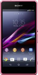 imagine Telefon Mobil Sony Xperia Z1 Compact D5503 4G Pink 85855