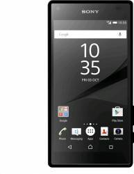 Telefon Mobil Sony Xperia Z5 Compact 4G Black