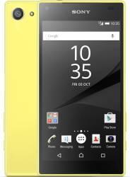 Telefon Mobil Sony Xperia Z5 Compact 4G Yellow