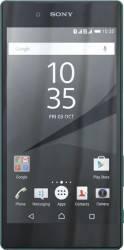 Telefon Mobil Sony Xperia Z5 E6633 32GB Dual Sim 4G Aqua Green Telefoane Mobile
