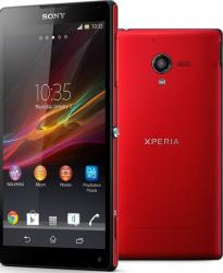 imagine Telefon Mobil Sony Xperia ZL Red 71491