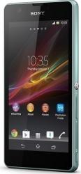 imagine Telefon Mobil Sony Xperia ZR C5502 3G Mint 73758