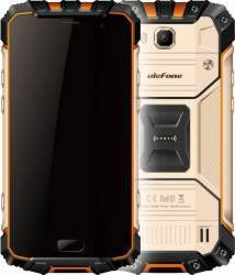Telefon Mobil Ulefone Armor II 64GB Dual Sim 4G Orange Telefoane Mobile