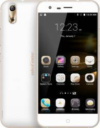 Telefon Mobil Ulefone Paris Lite 16GB Dual Sim Gold + Husa Telefoane Mobile