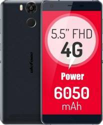 Telefon Mobil Ulefone Power 16GB Dual Sim 4G Blue