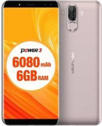 Telefon mobil Ulefone Power 3 64GB Dual Sim 4G Gold Telefoane Mobile