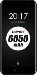 pret preturi Telefon Mobil Ulefone Power II 64GB Dual SIM 4G Black + Husa si Folie