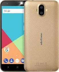 Telefon Mobil Ulefone S7 Plus 16GB Dual Sim Gold Telefoane Mobile