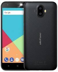 Telefon Mobil Ulefone S7 Plus 16GB Dual Sim Black Telefoane Mobile