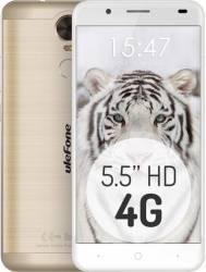 Telefon Mobil Ulefone Tiger 16GB Dual Sim 4G Gold Telefoane Mobile