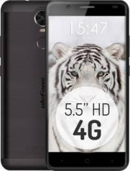 Telefon Mobil Ulefone Tiger 16GB Dual Sim 4G Black Telefoane Mobile