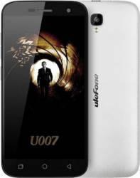Telefon Mobil Ulefone U007 Dual Sim White + Husa Telefoane Mobile