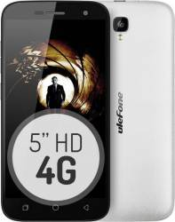 Telefon Mobil Ulefone U007 PRO Dual Sim 4G White + Husa Telefoane Mobile