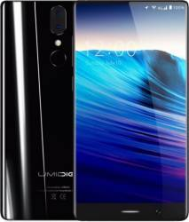 Telefon mobil Umi Crystal 16GB Dual SIM 4G Black Telefoane Mobile