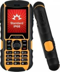 Telefon Mobil UTOK Dorel 2 Dual SIM Black Telefoane Mobile