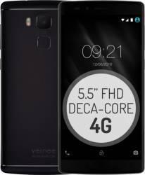 Telefon Mobil Vernee Apollo Lite 32GB Dual SIM 4G Black Telefoane Mobile