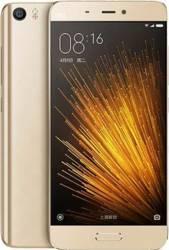 Telefon Mobil Xiaomi Mi 5 64GB 4G Dual Sim Gold Telefoane Mobile